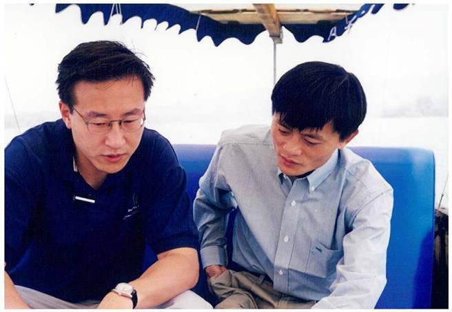 阿里蔡崇信专访:马云性格没变 业务管理有进步