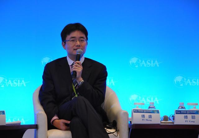 傅盛:移动互联网安全问题应该由企业来解决