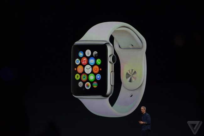 ,Apple,平板电脑,苹果手表为什么不叫iWatch?
