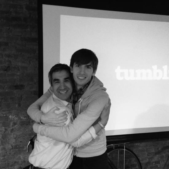 卖了公司后,Tumblr CEO这样过了一年
