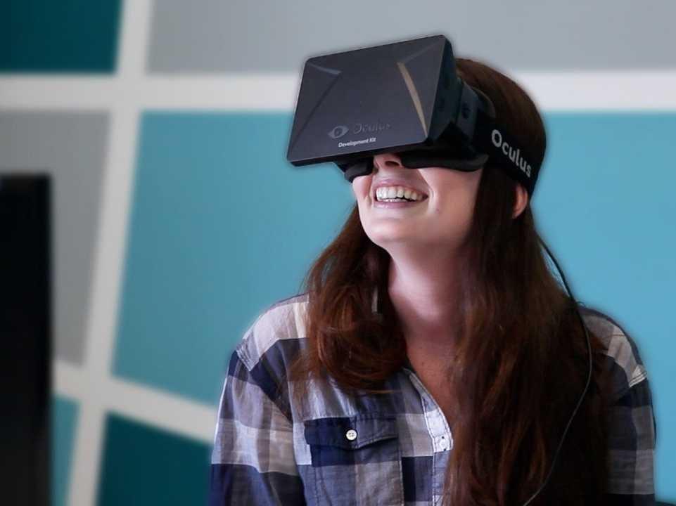 扎克伯格收购Oculus:开启一个全新时代
