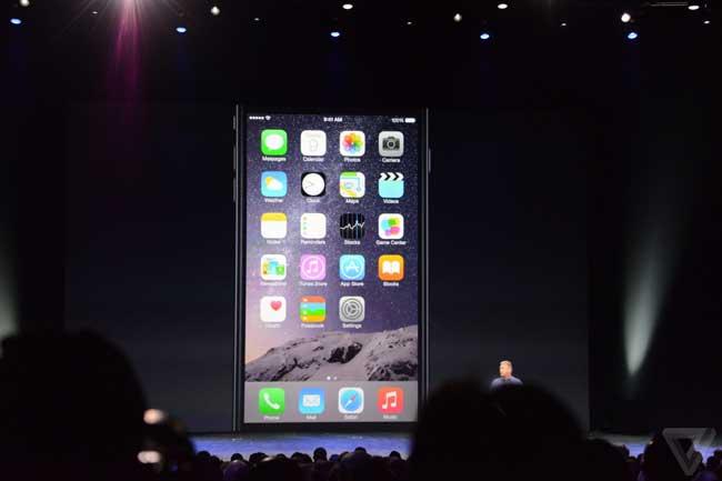 ,智能穿戴,苹果iPhone 6 Plus PK iPhone 6:各型号配置参数测评