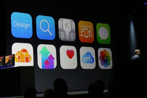 iOS 8新系统测试版特性汇总