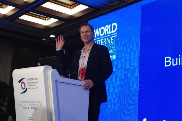 ,Facebook,网络服务,大数据,新媒体,首届世界互联网大会嘉宾演讲:麦肯锡罗颐 Facebook沃汉史密斯