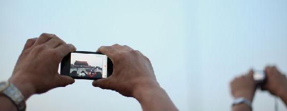 中国特色魔漫相机app走向世界,英文版本亦深受喜爱