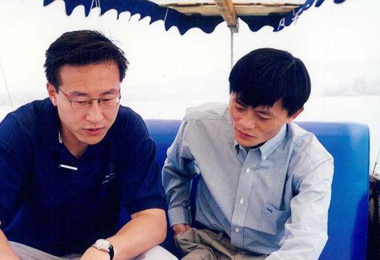 福布斯专访阿里蔡崇信:合伙人制度没商量余地