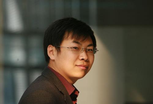 戴志康:钱不是事儿 创业者要自己逼自己