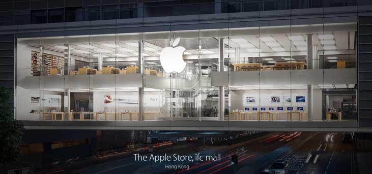,Apple,平板电脑,香港苹果零售专卖店购买iPhone6指南:交通路线 取货过关