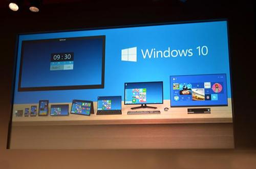 ,Apple,Microsoft,应用商店,智能手机,平板电脑,操作系统,聚焦Windows 10的4大新功能看点和5大问题