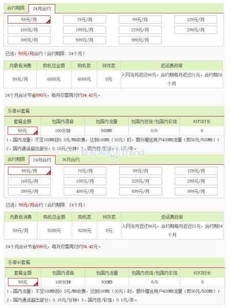 ,Apple,电信通讯,中国电信iPhone6合约机套餐:合约礼包 话费补贴 零元购机