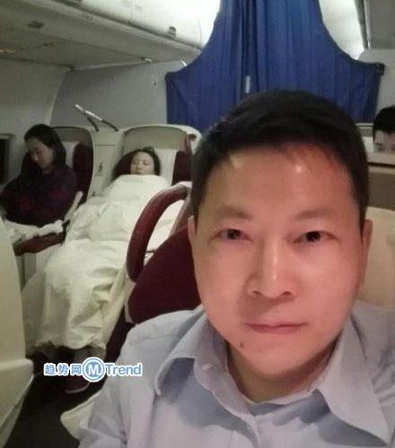 余承东轻视小米 坐飞机头等舱的人喜欢华为mate7?