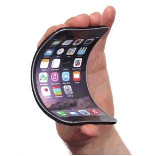 ,Apple,智能穿戴,新一代手机什么样:iPhone可折叠 LG曲屏可自愈刮痕