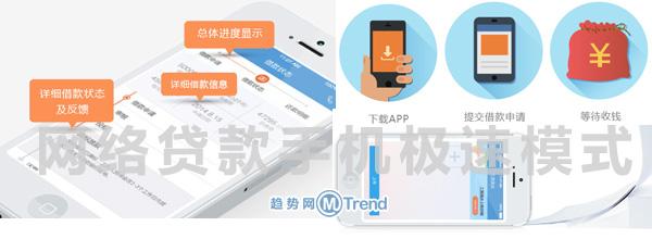 移动网络贷款哪个好:51光大宜人贷瞬时贷手机极速模式技巧