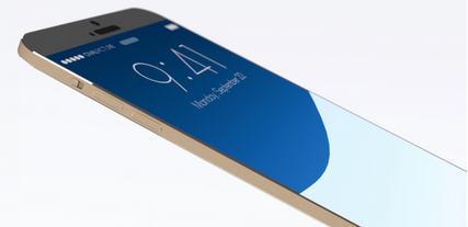苹果iPhone6s iPhone7新功能:游戏模拟操控杆 压力传感柔性屏