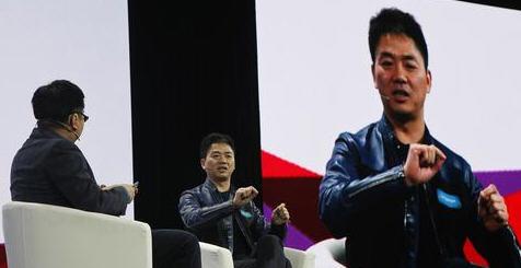 科技大佬演讲:百度李彦宏、京东刘强东、锤子罗永浩