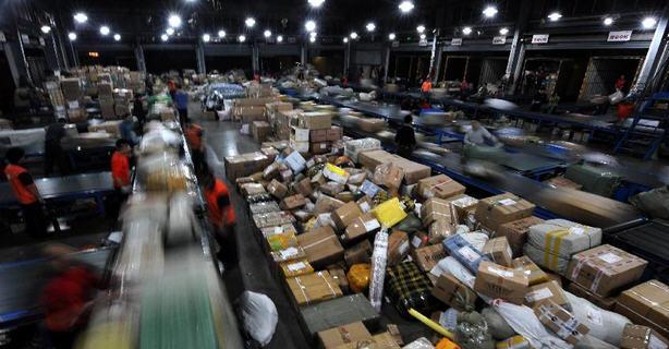 ,电子商务,中国快递业迅速壮大 顺丰掀新一轮快递涨价潮