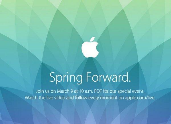 苹果手表发布会时间3月9日 厂商开始研发Apple Watch表带