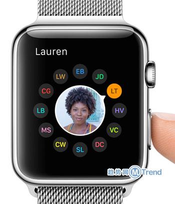 AppleWatch苹果手表能干什么:接打电话 收发邮件 上网游戏微信