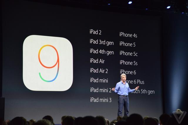 盘点2015苹果开发者大会WWDC新品:iOS9 OSX WatchOS