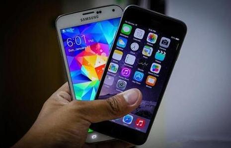 ,Apple,Samsung,智能手机,半数苹果iPhone用户想换三星