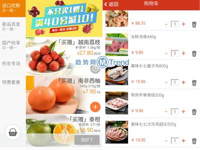 网上买新鲜生肉去哪好?告诉你什么APP牛羊猪鸡鸭鹅肉划算