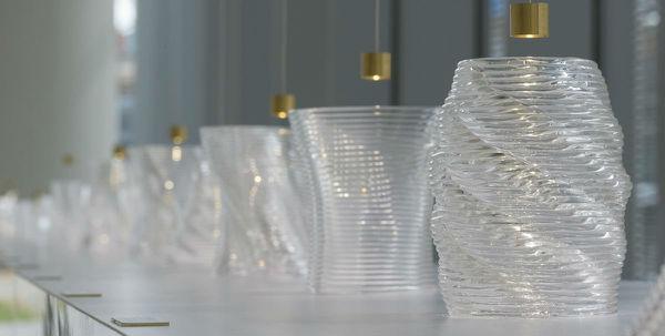 玻璃制品制作圣手:3D打印机