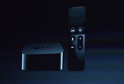 苹果电视Apple TV:上市时间发售价格 语音游戏应用功能