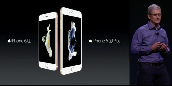 苹果6s和6sPlus有什么不一样:配置参数功能价格区别对比