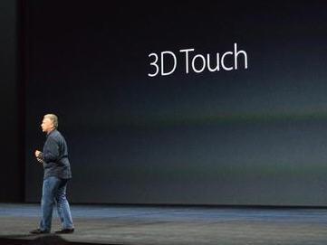 ,Apple,苹果6s 3D Touch:如何使用轻按和重按功能的技巧演示