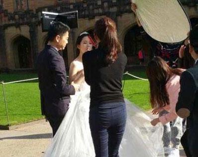 刘强东章泽天明天澳洲举行婚礼!