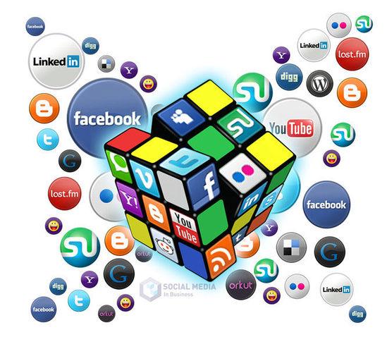 """评论:""""媒体""""已成为社交网站的第一属性"""