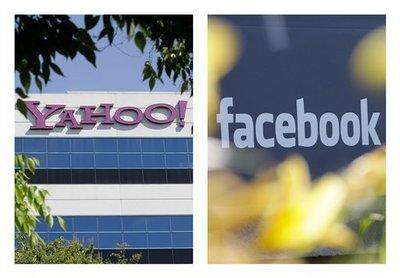 Facebook否认与雅虎谈判搜索合作