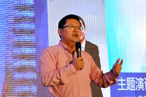 GMIC2013俞永福先声夺人:在中国,用户体验等于美工