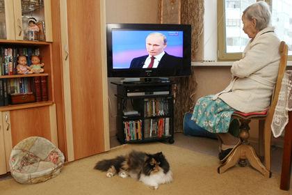 趋势网考察:莫斯科平均每个家庭2台电视 俄国网络电视领先全球