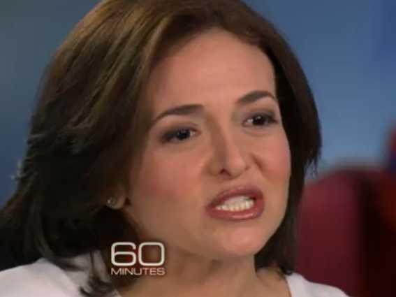 脸谱COO雪莉·桑德伯格:10大观点让人瞠目结舌
