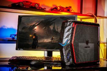电竞台机小霸主登场 掠夺者Predator G1率先支持VR新玩法