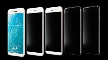你的压岁钱已被预订,真科幻高颜值iphone8要来了