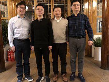快播王欣出狱 与姚劲波聊AI视频区块链
