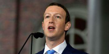 Facebook秘密删除了马克·扎克伯格发送的信息
