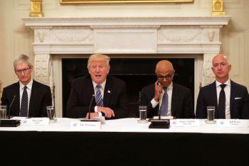 苹果CEO蒂姆·库克批判特朗普对华关税制度