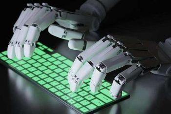 还在担忧人工智能抢了饭碗?机器人不会完全取代人类