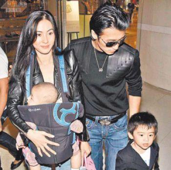 张柏芝承认三胎生子再度喜当妈:猜猜孩子父亲究竟是谁?