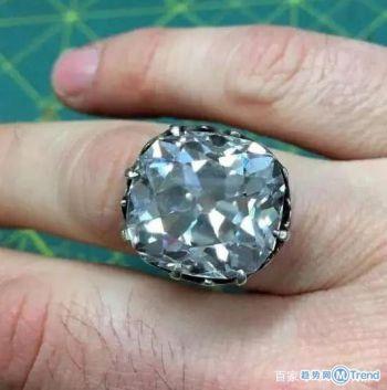 今日热点:买了枚玻璃戒指 点钞机数压岁钱