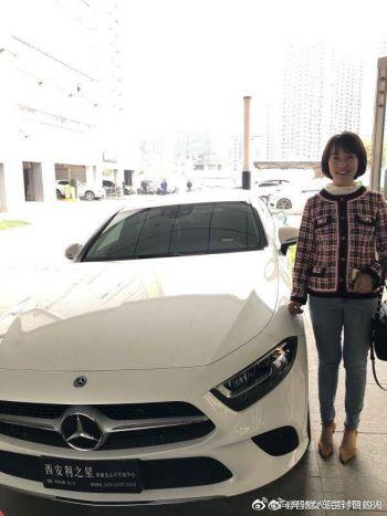 奔驰维权女车主薛春艳被催债 债主称拖欠钱款诈骗700万