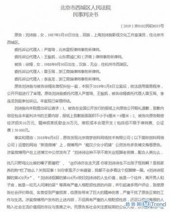 今日热点:刘诗诗获赔10万 第一号留学预警