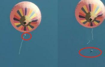 云南一景区工作人员从热气球坠亡!浙江农林大学女生将卖淫经历发网上
