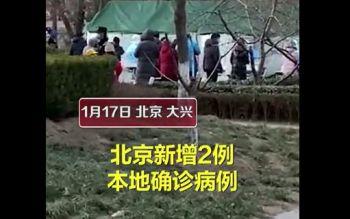 北京新增2例本地确诊在大兴区 黑龙江新增7例确诊81例无症状