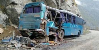 巴基斯坦巴士爆 炸4名中国人死!女记者调查采访群租反被殴打