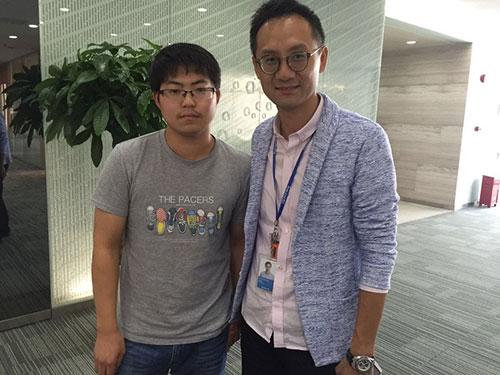 ,姚劲波,创始人,腾讯,百度,赵朋来伯小乐招聘获58投资 腾讯汤道生亲见面谈