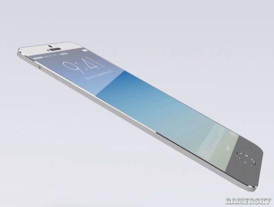 ,苹果,iPhone,无边框iPhone 8曝光了